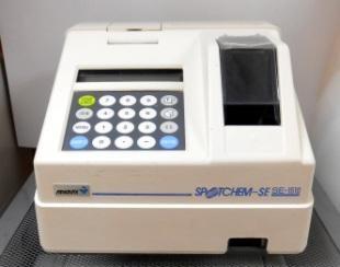 血液電解質測定